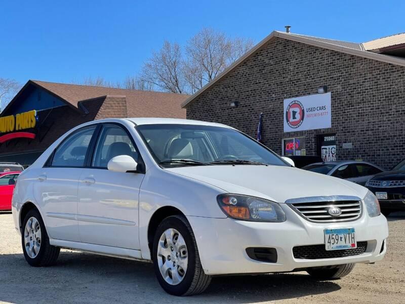 2009 Kia Spectra for sale at Big Man Motors in Farmington MN
