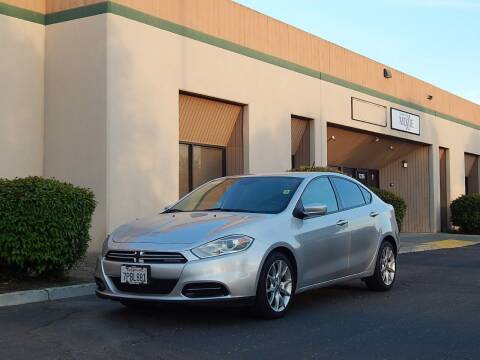 2013 Dodge Dart for sale at Crow`s Auto Sales in San Jose CA
