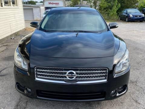 2011 Nissan Maxima for sale at Shoals Dealer LLC in Florence AL
