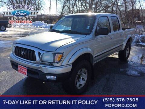 2001 Toyota Tacoma for sale at Fort Dodge Ford Lincoln Toyota in Fort Dodge IA