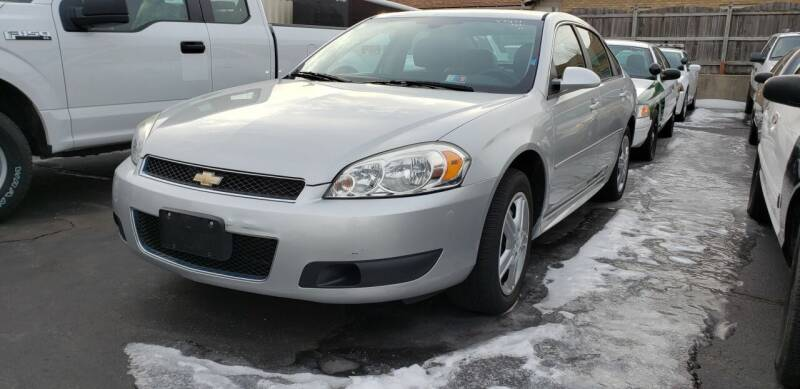 2013 Chevrolet Impala for sale at Veto Enterprises, Inc. in Sycamore IL