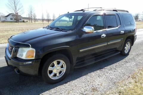 2004 GMC Envoy XL for sale at WESTERN RESERVE AUTO SALES in Beloit OH