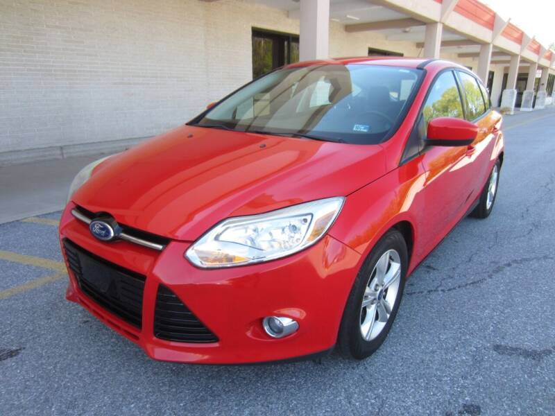 2012 Ford Focus for sale at PRIME AUTOS OF HAGERSTOWN in Hagerstown MD