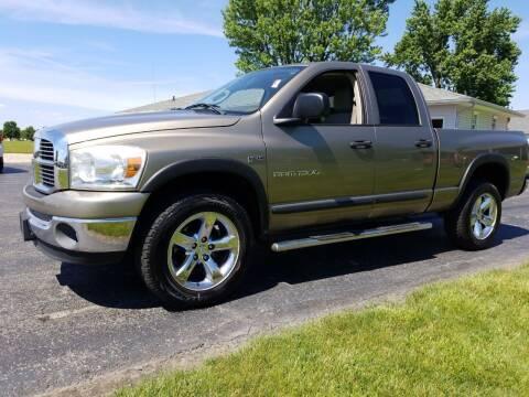 2007 Dodge Ram Pickup 1500 for sale at CALDERONE CAR & TRUCK in Whiteland IN