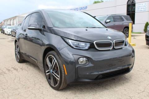 2015 BMW i3 for sale at SHAFER AUTO GROUP in Columbus OH