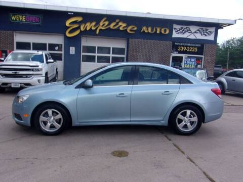 2011 Chevrolet Cruze for sale at Empire Auto Sales in Sioux Falls SD