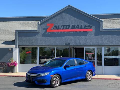 2016 Honda Civic for sale at Z Auto Sales in Boise ID