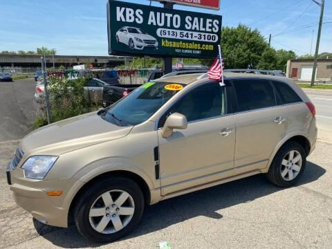 2008 Saturn Vue for sale at KBS Auto Sales in Cincinnati OH