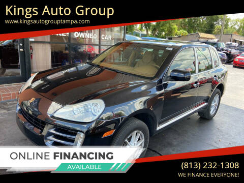 2010 Porsche Cayenne for sale at Kings Auto Group in Tampa FL