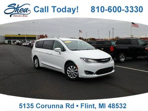 2018 Chrysler Pacifica for sale at Jamie Sells Cars 810 in Flint MI