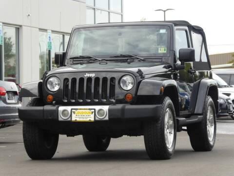2008 Jeep Wrangler for sale at Loudoun Used Cars - LOUDOUN MOTOR CARS in Chantilly VA