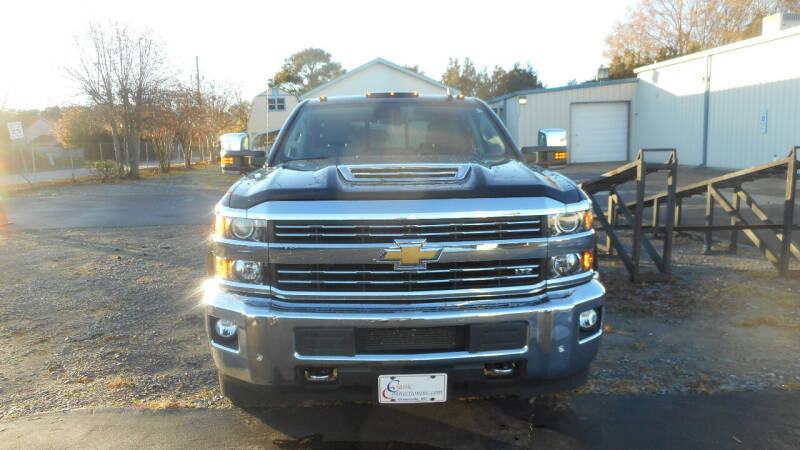 2018 Chevrolet Silverado 3500HD for sale at Classic Connections in Greenville NC