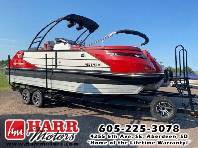 2021 Montara Surf Boss MT2.0 25' for sale at Harr's Redfield Ford in Redfield SD