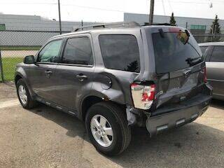 2010 Ford Escape for sale at WELLER BUDGET LOT in Grand Rapids MI