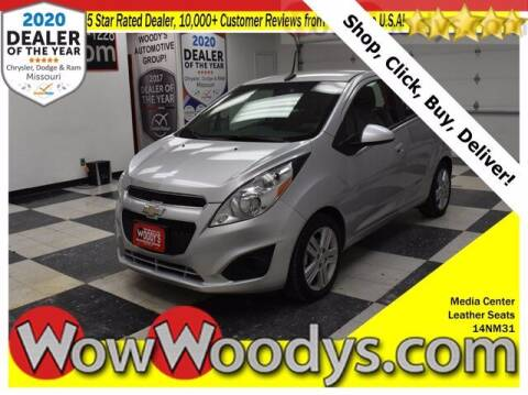 2014 Chevrolet Spark for sale at WOODY'S AUTOMOTIVE GROUP in Chillicothe MO