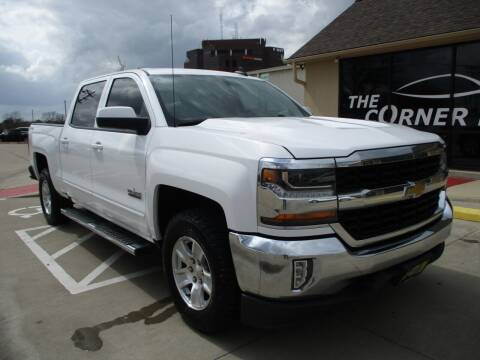 2017 Chevrolet Silverado 1500 for sale at Cornerlot.net in Bryan TX