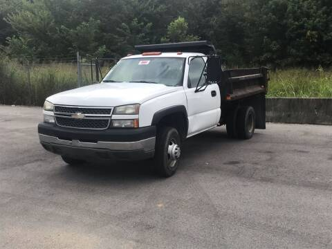 2005 Chevrolet Silverado 3500 for sale at Rickman Motor Company in Somerville TN