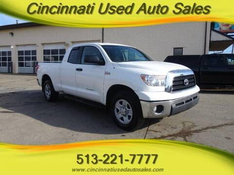 2008 Toyota Tundra for sale at Cincinnati Used Auto Sales in Cincinnati OH
