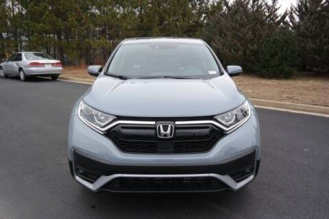 2021 Honda CR-V for sale at Southern Auto Solutions - Lou Sobh Honda in Marietta GA