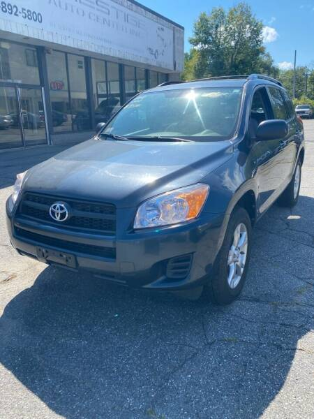 2011 Toyota RAV4 for sale at Jack Bahnan in Leicester MA