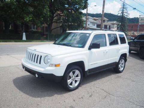 2011 Jeep Patriot for sale at Advantage Auto Sales in Wheeling WV