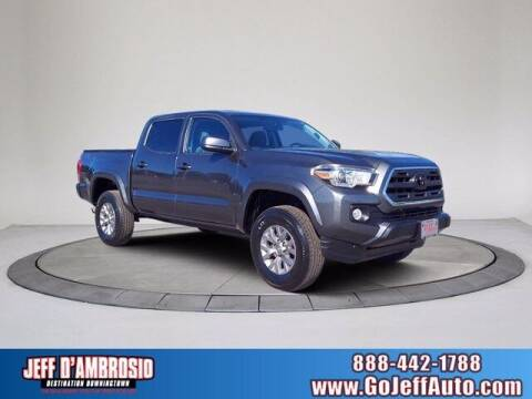 2017 Toyota Tacoma for sale at Jeff D'Ambrosio Auto Group in Downingtown PA