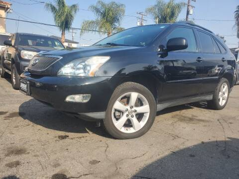 2007 Lexus RX 350 for sale at GENERATION 1 MOTORSPORTS #1 in Los Angeles CA