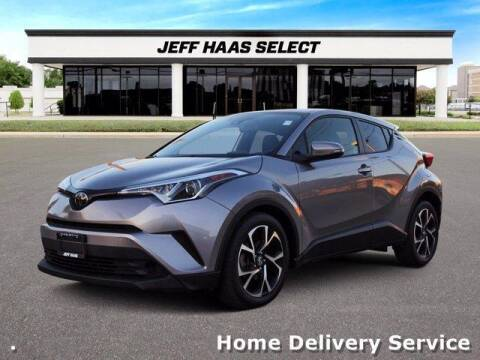 2018 Toyota C-HR for sale at JEFF HAAS MAZDA in Houston TX