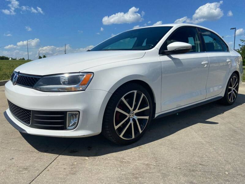 2012 Volkswagen Jetta for sale at Nice Cars in Pleasant Hill MO