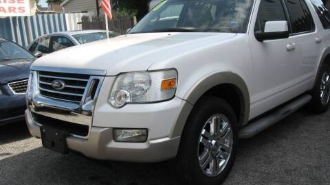 2010 Ford Explorer for sale at JERRY'S AUTO SALES in Staten Island NY