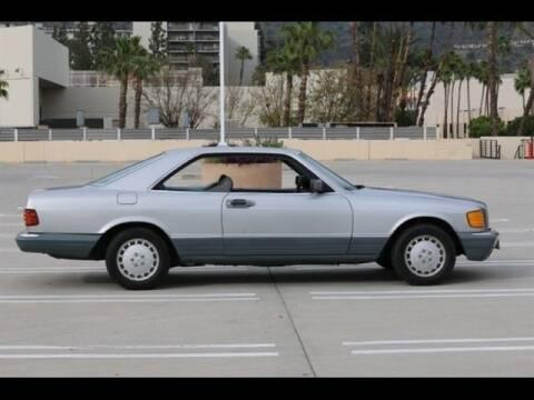 1985 Mercedes-Benz 500-Class for sale at A7 AUTO SALES in Daytona Beach FL