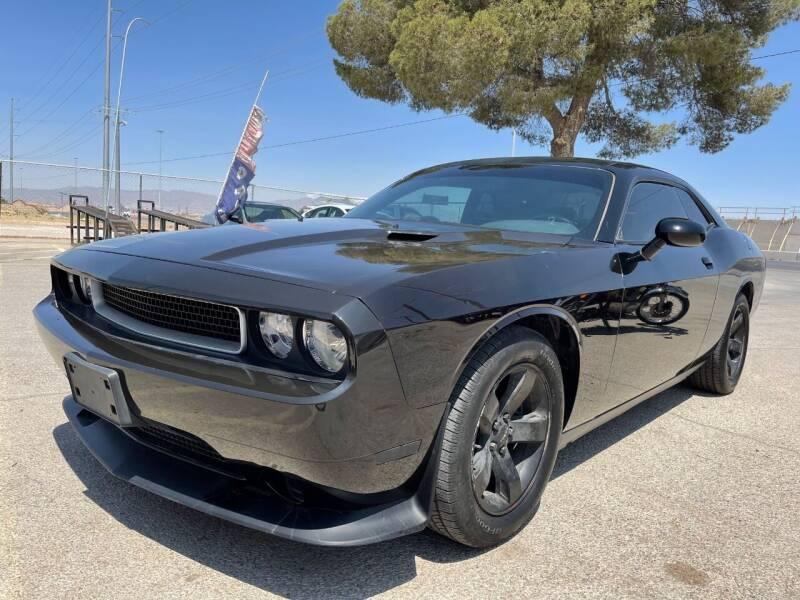 2013 Dodge Challenger for sale in El Paso, TX