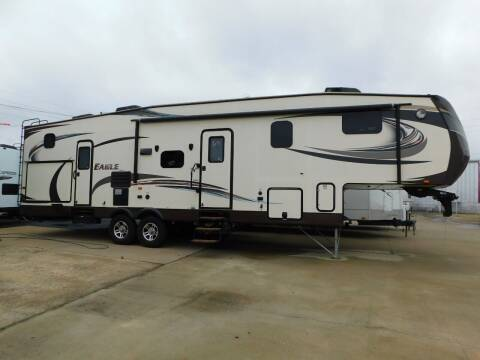 2015 Jayco Eagle 34.5BHTS for sale at Motorsports Unlimited in McAlester OK