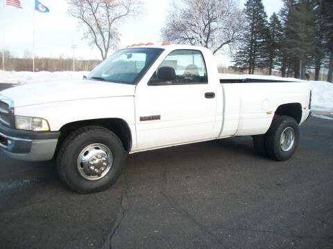 2001 Dodge Ram Pickup 3500 for sale at Zimmerman Truck in Zimmerman MN