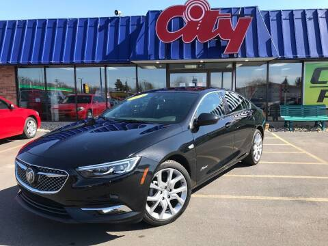 2020 Buick Regal Sportback for sale at CITY SELECT MOTORS in Galesburg IL