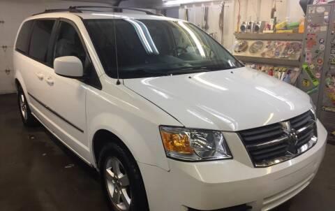 2010 Dodge Grand Caravan for sale at BURNWORTH AUTO INC in Windber PA