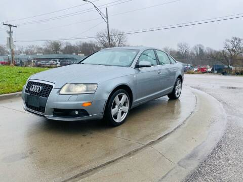 2008 Audi A6 for sale at Xtreme Auto Mart LLC in Kansas City MO
