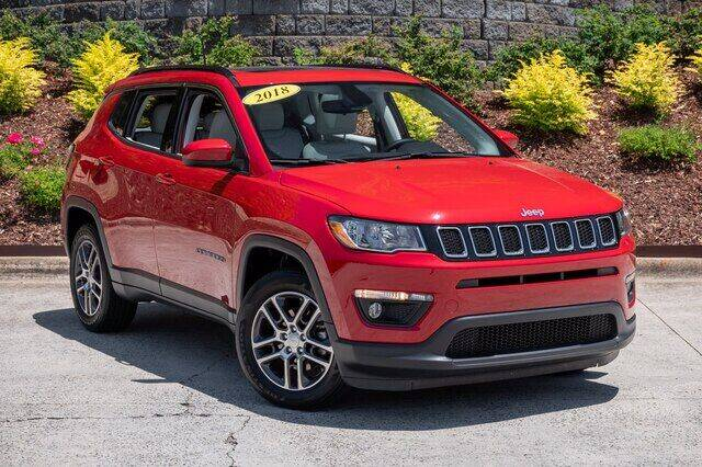 2018 Jeep Compass for sale in Charlotte, NC