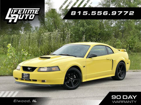 2003 Ford Mustang for sale at Lifetime Auto in Elwood IL