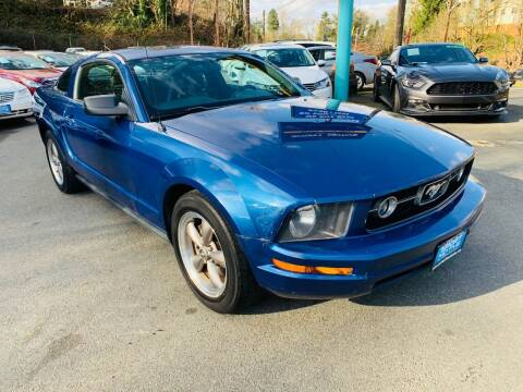 2006 Ford Mustang for sale at Sport Motive Auto Sales in Seattle WA