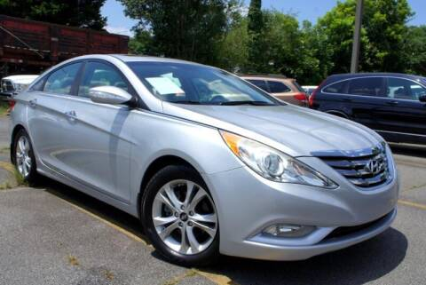 2013 Hyundai Sonata for sale at CU Carfinders in Norcross GA
