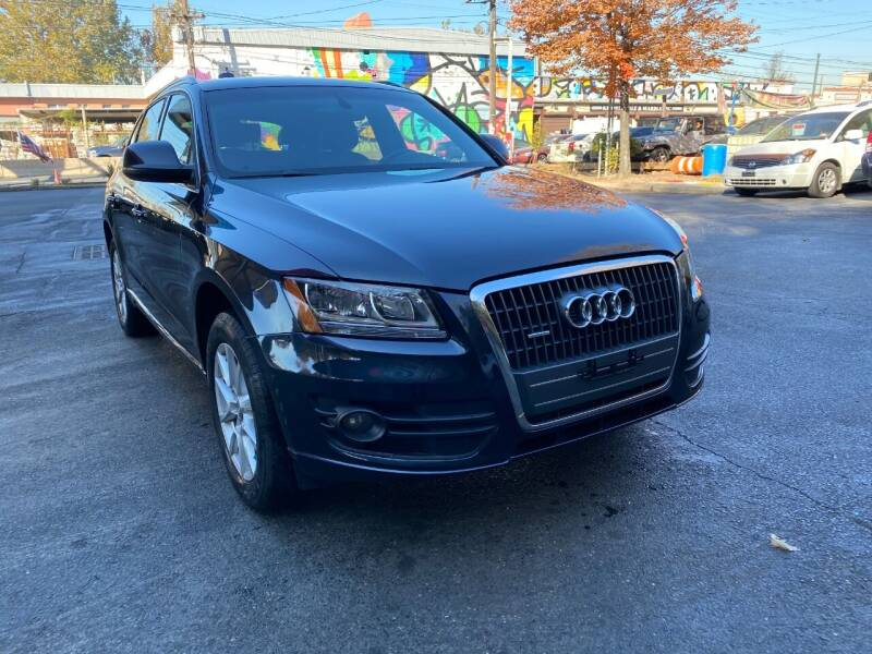 2012 Audi Q5 for sale at Exotic Automotive Group in Jersey City NJ