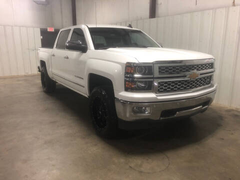 2015 Chevrolet Silverado 1500 for sale at Matt Jones Motorsports in Cartersville GA