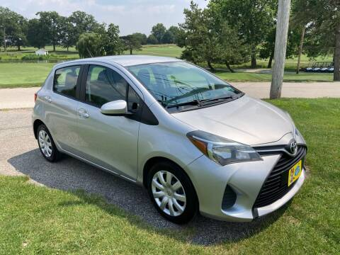 2015 Toyota Yaris for sale at Good Value Cars Inc in Norristown PA