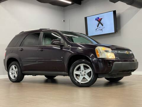 2006 Chevrolet Equinox for sale at TX Auto Group in Houston TX
