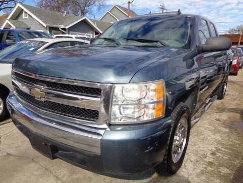 2008 Chevrolet Silverado 1500 for sale at USA Auto Brokers in Houston TX