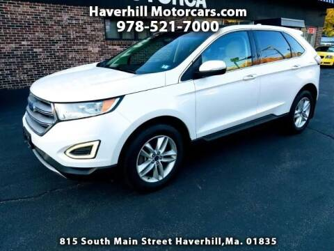 2015 Ford Edge for sale at 125 Auto Finance in Haverhill MA