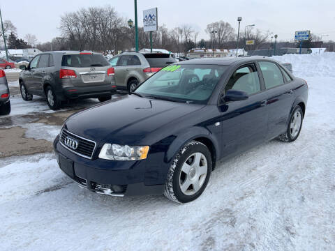2004 Audi A4 for sale at Peak Motors in Loves Park IL