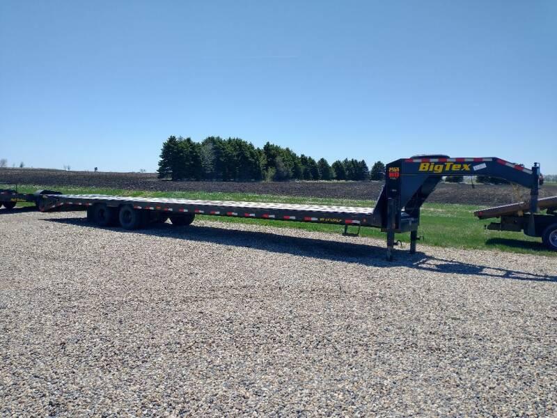 2020 Big Tex 35+5 25GN for sale at Dakota Sales & Equipment in Arlington SD