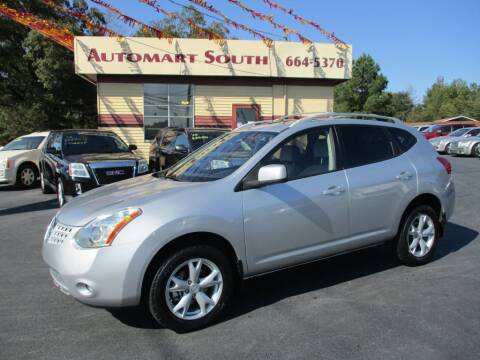 2008 Nissan Rogue for sale at Automart South in Alabaster AL